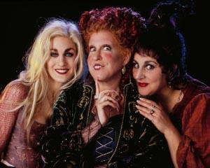 Is hocus pocus a disney movie