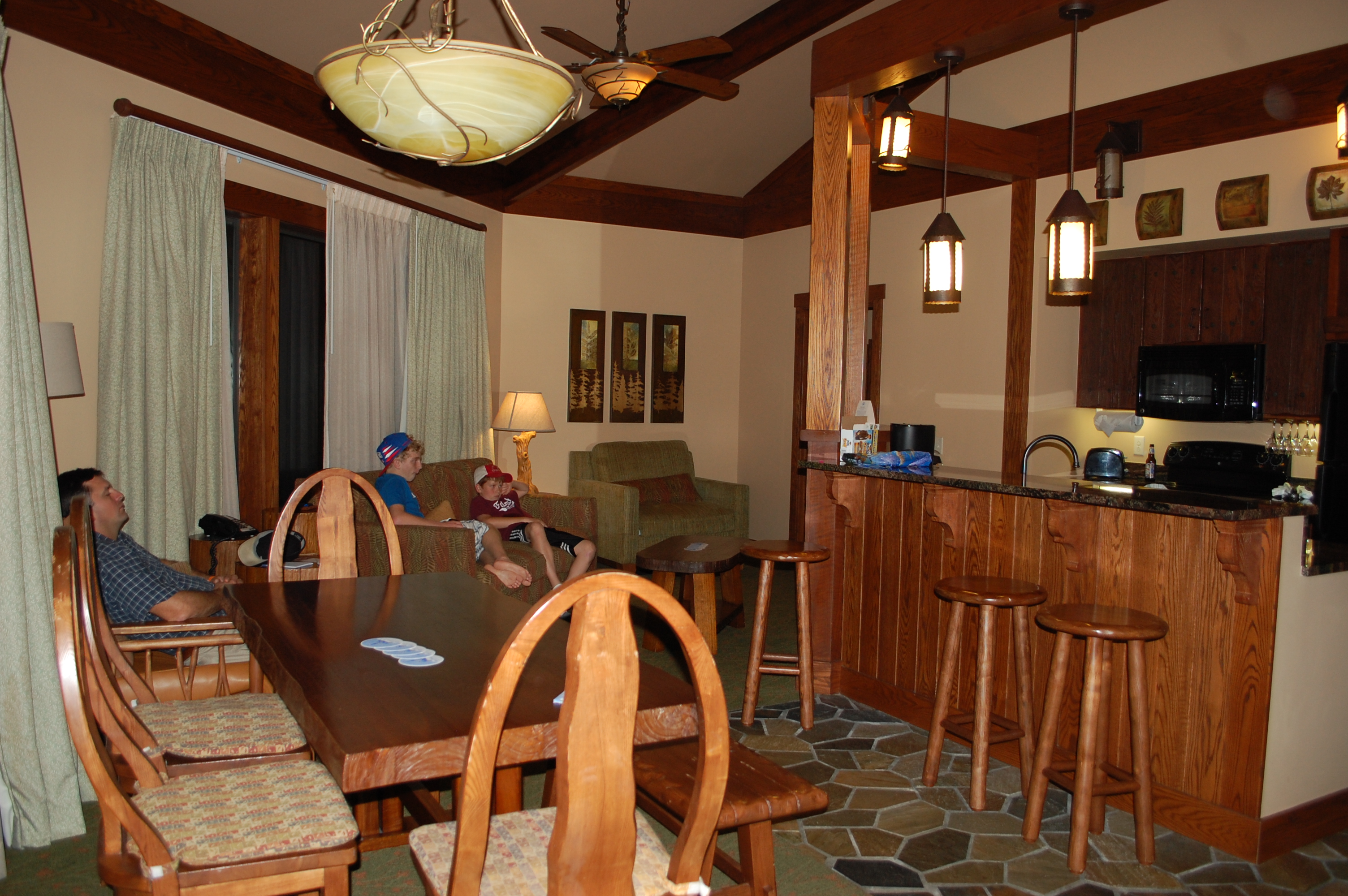 Nice Treehouse Villas At Disney Part - 13: The Kitchenu2026