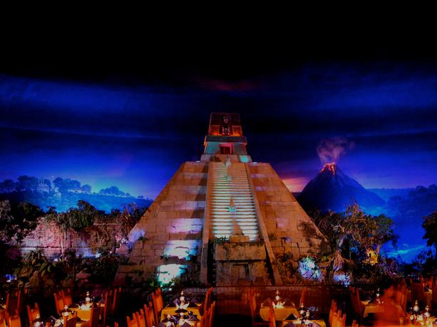 Mexico Pavilion Inside - photo credi: Marc Lorenzo