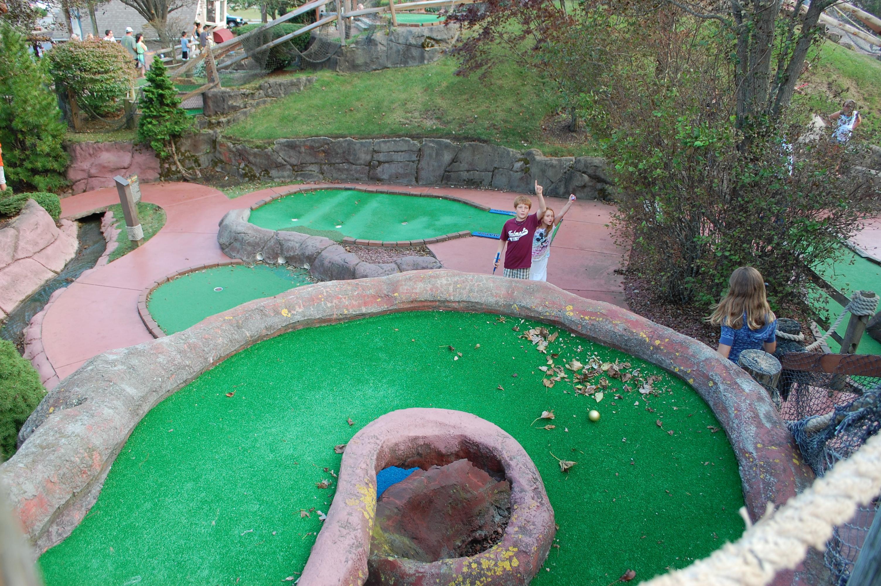 sightseeing saturday u2013 pirate u0027s cove adventure golf review and