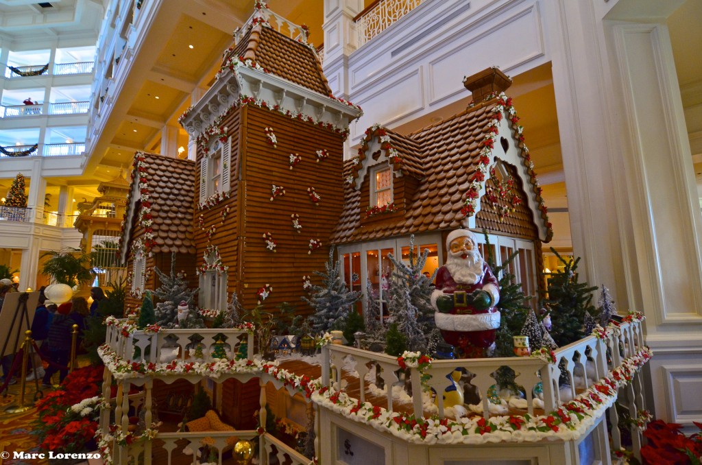 The Grand Floridian Gringer Bread House 1 (1)