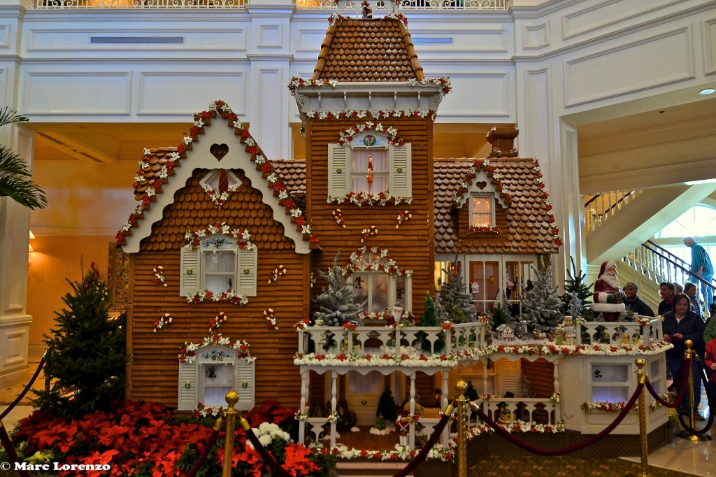 The Grand Floridian Gringer Bread House 2 (1)