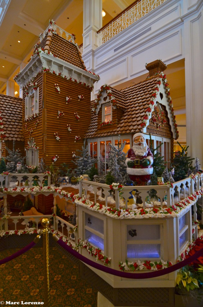 The Grand Floridian Gringer Bread House 3 (1)
