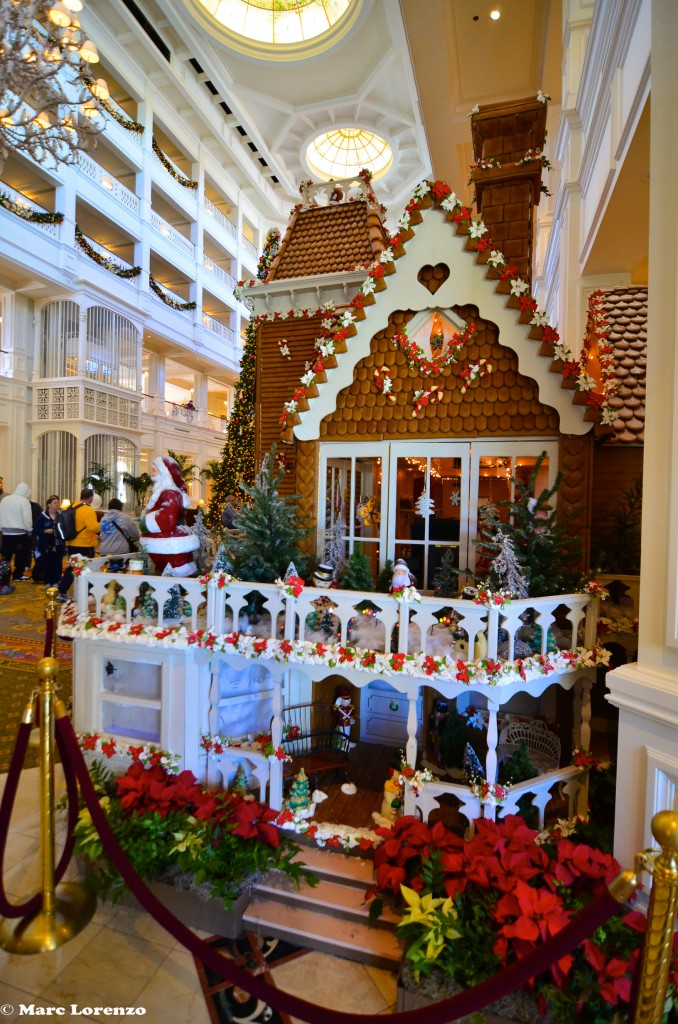 The Grand Floridian Gringer Bread House 4 (1)