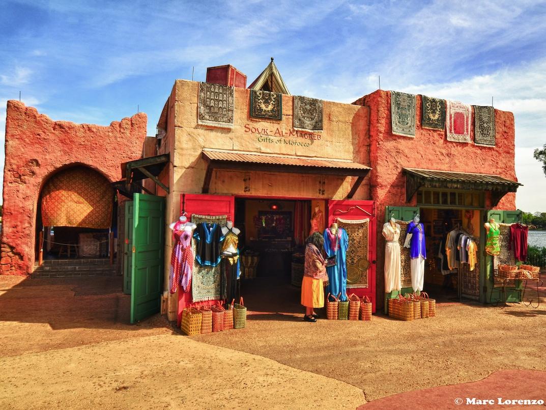 Morocco Bazzar Store